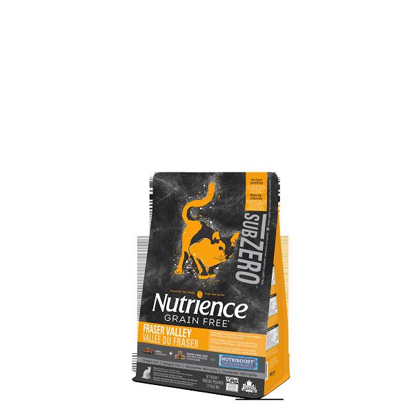 Nutrience Subzero Cat Food