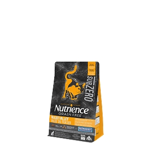 Nutrience SubZero Cat Fraser Valley Formula