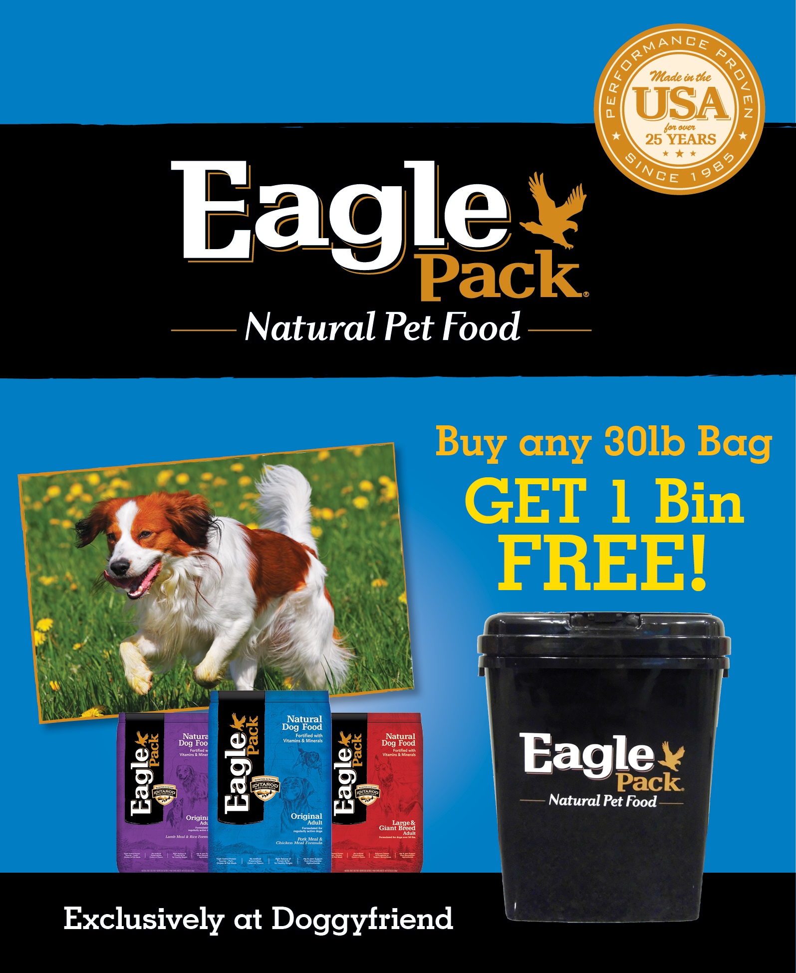 Healthy Paws Dog Food Supliers