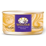 Wellness Canned Cat Food - Salmon & Trout 5.5oz