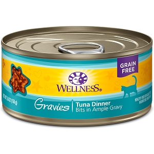 Wellness Canned Cat Complete Health™ Gravies Tuna Dinner