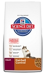 Science Diet Feline Adult Hairball Control