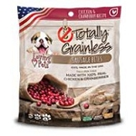 Loving Pets Totally Grainless Chicken & Cranberry Recipe Sausage Bite