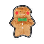 ZippyPaws Holiday Z-Stitch - Gingerbread Man