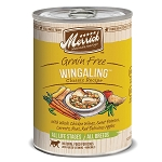 Merrick Grain Free Wingaling canned