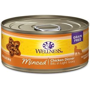 Wellness Canned Cat  Complete Health™ Minced Chicken Dinner