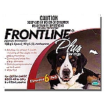 SALE-Frontline Plus for Extra Large Dogs 40 - 60kg EXPIRY Aug 2017