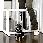 Richell Freestanding Pet Gate