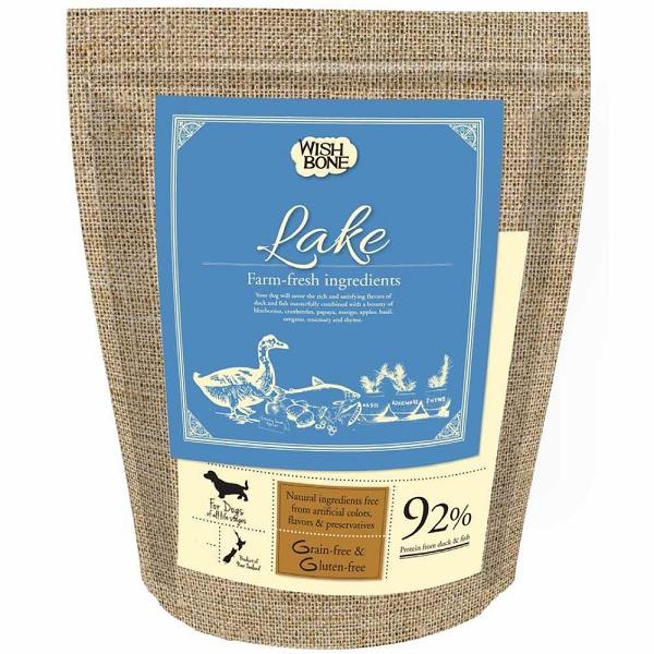 Wishbone Lake Dog Food