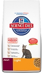 Science Diet Feline Adult Light
