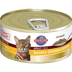 Science Diet Feline Canned Adult Liver & Chicken Entrée