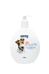 Vitakraft 2 in 1 Goat's Milk Shampoo for Dogs Blueberry Scented