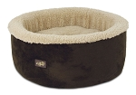 AFP Lambswool - Curl & Cuddle Cat Bed