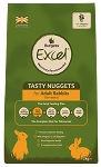 Burgess Excel Tasty Nuggets Adult Rabbit with Oregano