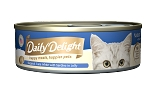 Daily Delight Skipjack Tuna White with Sardine in Jelly