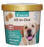 NaturVet All In One Soft Chew Cup