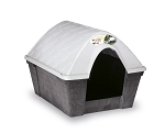 Stefanplast Happy Kennel (Dark Grey)