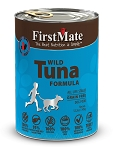 FirstMate Grain & Gluten Free, Wild Tuna Canned Dog food