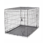 Dogit Two Door Wire Home Crates with Divider