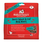 SALE - Stella & Chewy's Meal Mixers Savoury Salmon & Cod 9oz