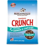 Stella & Chewy's Crunch Salmon & Cod Recipe 3.25oz