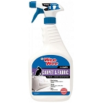 Four Paws CAT Carpet & Fab Stain & Odor Destroyer 32oz