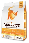 Nutrience GF Cat Turkey, Chicken & Herring Formula