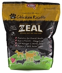 Zeal Dog Food Chicken Risotto
