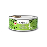 KASIKS Cage-Free Turkey Cat Canned Formula (Grain, Gluten & Potato Free)