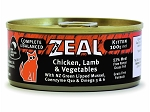 Zeal Cat Canned Food Chicken, Lamb & Vegetable