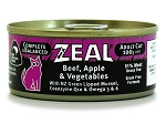 Zeal Cat Canned Food Beef, Apple & Vegetable (Adult )