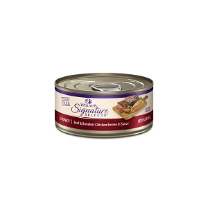 Wellness Cat Canned Core Signature Select Chunky Beef & Chicken
