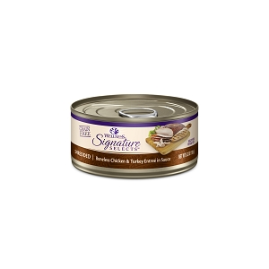 Wellness Cat Canned Core Signature Select Shredded Chicken & Turkey