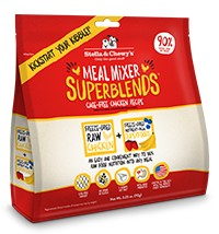 Stella & Chewy's Superblends Meal Mixers Buy 16oz or 8oz - Free 3.25oz