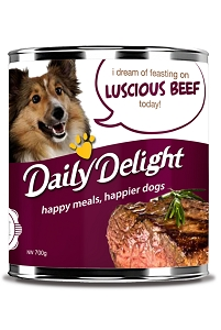 Daily Delight Luscious Beef