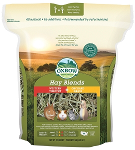 Oxbow Hay Blends - Western Timothy & Orchard Grass 20oz