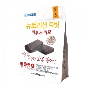Forcans Nutrition Treats Skin & Coat