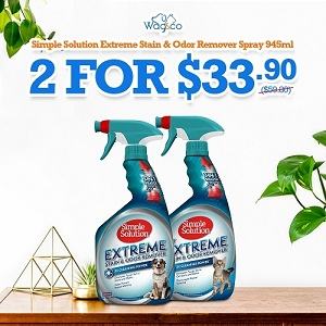 [HYGIENE CAMPAIGN] Simple Solution Extreme Stain+Odor Remover 945ml