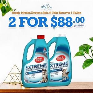 [HYGIENE CAMPAIGN] Simple Solution Extreme Stain+Odor Remover 3.75L