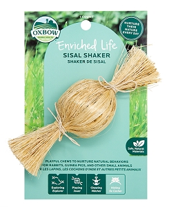 Oxbow Enriched Life Sisal Shaker