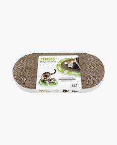Catit Senses 2.0 Oval Scratcher Board