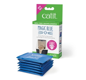Catit Magic Blue Refill Pads 6pcs