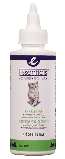 Catit Ear Cleaner For Cats 118g