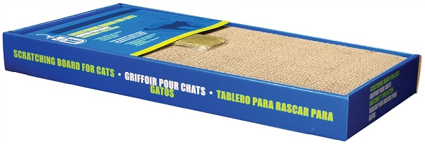 Catit Scratcher With Catnips Wide
