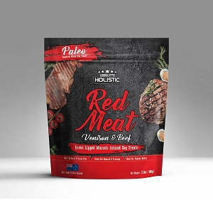 Absolute Holistic Air Dried Treat Red Meat (Venison & Beef)