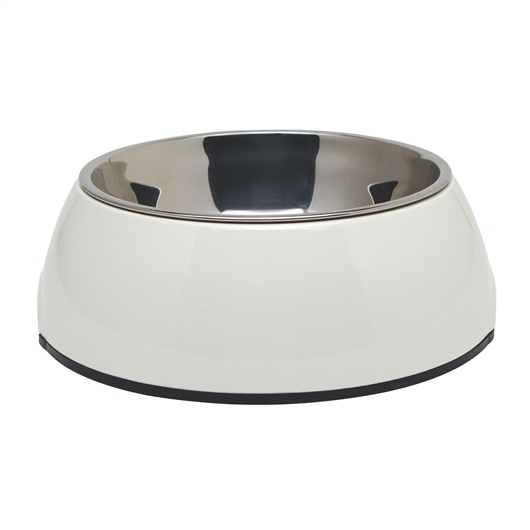 Dogit Durable Bowl w.SS Insert Large