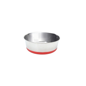 Dogit Design Stainless Steel Dish Silicone Bottom