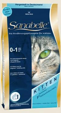 KITTEN STARTER KIT (10kg Sanabelle Kitten) - Sanabelle