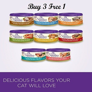 Wellness Cat Core Signature Select Buy 3 Free 1