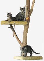 CAT SCRATCH TREES